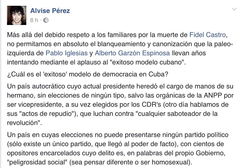 Alvise Pérez